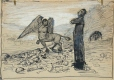 M966.176.92 | The Sphinx | Drawing | William Brymner |  |