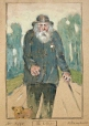 M966.176.99 | The Veteran | Drawing | Kenneth Ross MacPherson, 1861-1916 |  |