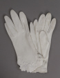 M969.14.4.1-2 | Expo 67 hostess uniform, Atlantic Provinces Pavilion | Gloves | Auckie Sanft Inc. |  |