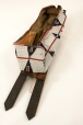 M973.40.1 |  | Baby carrier | Anonyme - Anonymous | Aboriginal: Cheyenne | Central Plains
