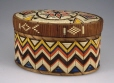 M973.85.6A |  | Container with lid | Anonyme - Anonymous | Aboriginal: Mi'kmaq | Eastern Woodlands