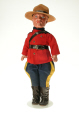 M974.82.35A | Royal Mounted Police | Doll | Reliable Toy Co. |  |