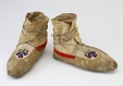 M978.161.4A-B |  | Moccasins | Anonyme - Anonymous | Aboriginal: Anishinaabe or Eastern Cree | Western Subarctic or Eastern Subarctic