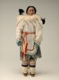 M980X.53 |  | Doll | Anonyme - Anonymous | Inuit | Arctic