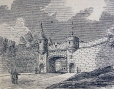 M982.530.108.5 | QUEBEC: LORD DUFFERIN'S PLANS FOR THE PRESERVATION OF ITS HISTORICAL MONUMENTS. ST. JOHN'S GATE. | Print | John Henry Walker (1831-1899) |  |