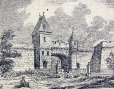 M982.530.108.7 | QUEBEC: LORD DUFFERIN'S PLANS FOR THE PRESERVATION OF ITS HISTORICAL MONUMENTS. ST. LOUIS GATE. | Print | John Henry Walker (1831-1899) |  |