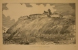 M982.530.31 | View of the New Castle of St. Louis, on Citadel of Quebec. | Print | John Henry Walker (1831-1899) |  |