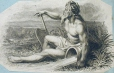 M982X.547.1.17   Allegorical Figure   Print   Anonyme - Anonymous     