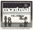 M983.227.85 | Exodus from Montreal | Drawing | Aislin (alias Terry Mosher) |  |