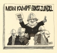 M986.283.27 | Mein Kampf: Ernst Zundel | Drawing | Aislin (alias Terry Mosher) |  |