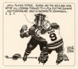 M986.283.58 | Hockey Play-Offs | Drawing | Aislin (alias Terry Mosher) |  |