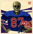 M987.217.106 | Death of Canadian Football League | Drawing | Aislin (alias Terry Mosher) |  |