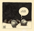 M987.217.123 | ... laissons-les manger du steak | Dessin | Aislin (alias Terry Mosher) |  |