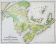 M987.253.116 | Map showing the electoral divisions of the Dominion of Canada | Print | H. Belden Co. (Publisher - éditeur) |  |