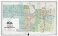 M987.253.152 | Map of Manitoba and the North West Territory | Print | H. Belden Co. (Publisher - éditeur) |  |