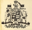 M988.176.201 | Coat of Arms for Canadian Sports | Drawing | Aislin (alias Terry Mosher) |  |