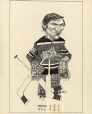 M988.176.292 | Vladislav Tretiak, N.H.L. | Drawing | Aislin (alias Terry Mosher) |  |