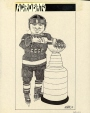 M988.176.389 | The Russians and the Stanley Cup | Drawing | Aislin (alias Terry Mosher) |  |