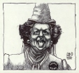 M989.397.48 | Margaret Thatcher | Drawing | Aislin (alias Terry Mosher) |  |