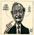 M990.761.163 | George Bush: I Have No Lips | Drawing | Aislin (alias Terry Mosher) |  |