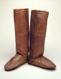M993.151.2.1-2 |  | Bottes | Anonyme - Anonymous | Inuit : Kablunangajuit | Arctique de l'Est