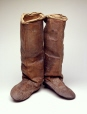 M993.151.3.1-2 |  | Boots | Anonyme - Anonymous | Inuit: Kablunangajuit | Eastern Arctic