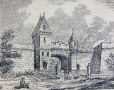 M993X.5.1152.7 | QUEBEC: LORD DUFFERIN'S PLANS FOR THE PRESERVATION OF ITS HISTORICAL MONUMENTS. ST. LOUIS GATE. | Print | John Henry Walker (1831-1899) |  |