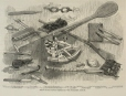 M993X.5.1349.2 | Relics of the Franklin Expedition | Print | Anonyme - Anonymous |  |