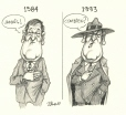 M996.10.118 | 1984 Never! 1993 How Much? | Drawing | Serge Chapleau |  |