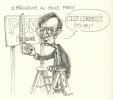 M996.10.127 | A Measured Bilingualism | Drawing | Serge Chapleau |  |