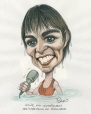 m996.10.181 | Sylvie Bernier's Olympic Interviews: In-depth Reporting | Drawing | Serge Chapleau |  |