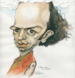m996.10.190 | Head in the Clouds | Drawing | Serge Chapleau |  |