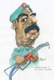 m996.10.193 | Saddam Hussein's Chemical Weapon | Drawing | Serge Chapleau |  |