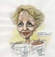 m996.10.229 | France Castel | Drawing | Serge Chapleau |  |