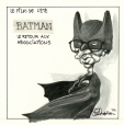 M996.10.369 | Summer Hit, Batman, the Return to Negotiations | Drawing | Serge Chapleau |  |