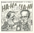 M996.10.371 | Bourassa Agrees to Return to Negotiating Table | Drawing | Serge Chapleau |  |
