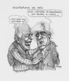 M996.10.402 | Negotiations de paix | Drawing | Serge Chapleau |  |