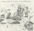 M996.10.420 | Boris the Bad and the Constitutional Waltz | Drawing | Serge Chapleau |  |