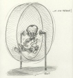M996.10.452 | And they're off! | Drawing | Serge Chapleau |  |