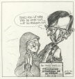 M996.10.465 | Can you please tell her, in French, to vote Yes? | Drawing | Serge Chapleau |  |