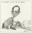 M996.10.466 | The Yes Campaign Has Started | Drawing | Serge Chapleau |  |