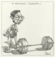 M996.10.471 | And now for the economy... | Drawing | Serge Chapleau |  |