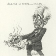 M996.10.477 | A hot potato? Don't drop it! | Drawing | Serge Chapleau |  |