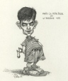 M996.10.502 | Mario, the Little Rascal and His Third Party | Drawing | Serge Chapleau |  |