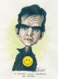 m996.10.529 | Pierre Flynn's New Happy Face | Drawing | Serge Chapleau |  |