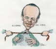 m996.10.536 | Clan Warfare | Drawing | Serge Chapleau |  |