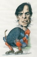 M996.10.540 | Luc Robitaille | Drawing | Serge Chapleau |  |