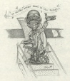 M996.10.730 | The Haitian bum has been banished... | Drawing | Serge Chapleau |  |