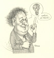 M996.10.75 | Eureka! I have it! | Drawing | Serge Chapleau |  |
