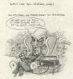 M996.10.758   It's Finally Over! Wake Up!   Drawing   Serge Chapleau     